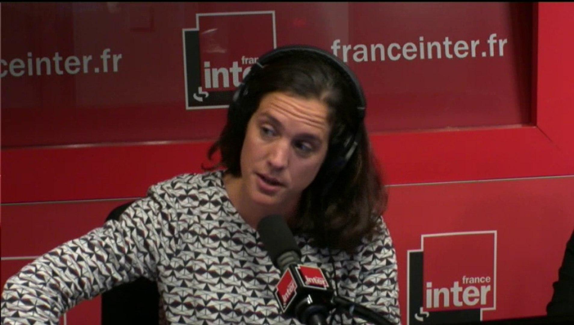 Encore un instant de merde sur une radio de merde avec Dorothée Barba !