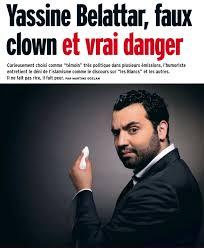 Quand le sinistre clown Belattar annonce aux Français la conquête musulmane…