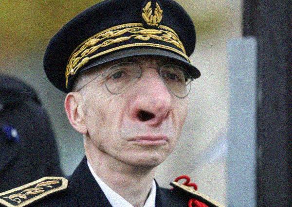 Salement… lallement, le Préfet de Paris veut expulser des gilets jaunes belges