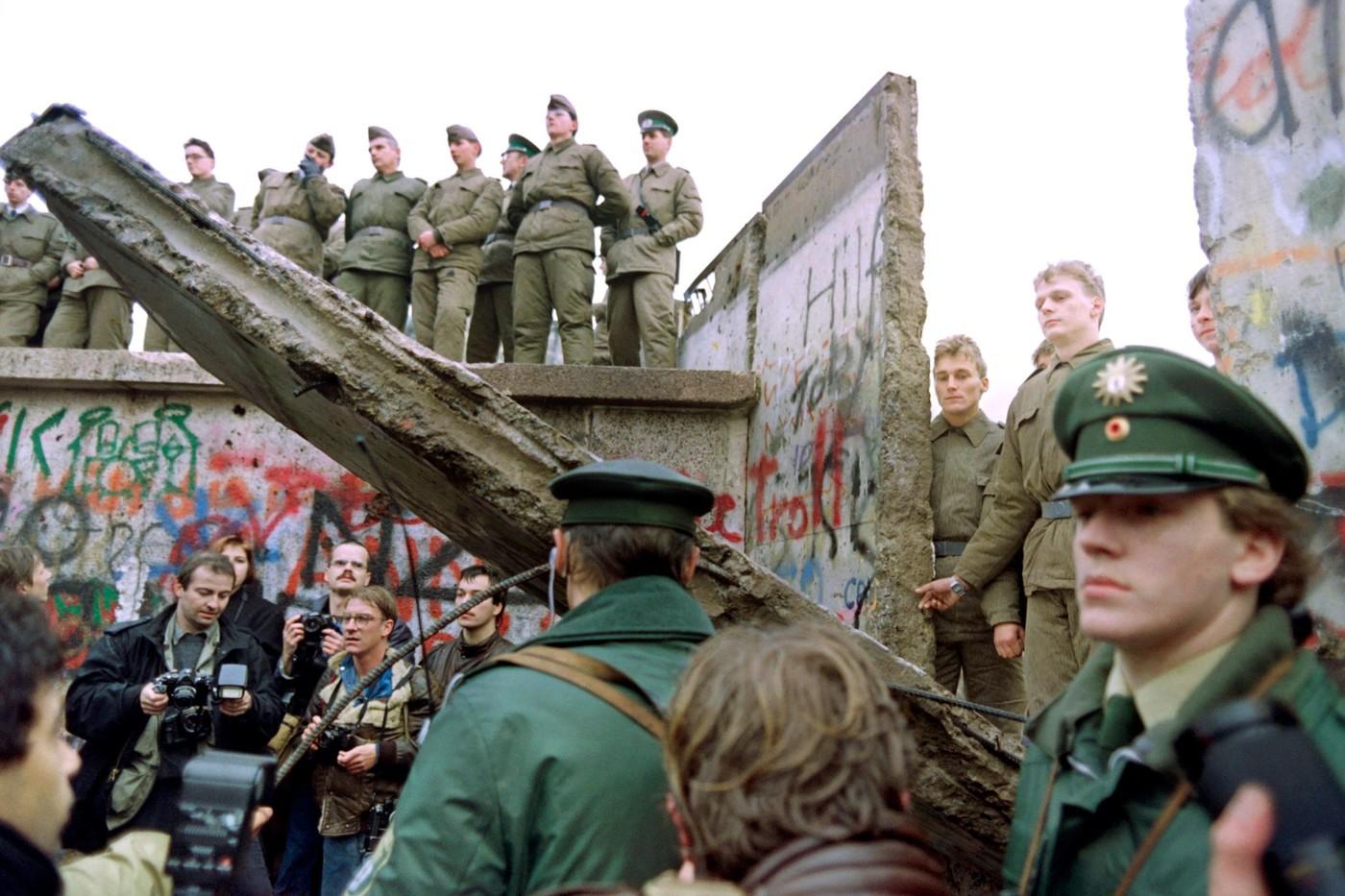 Il y a 30 ans, la chute du Mur de Berlin fut possible grâce à Reagan