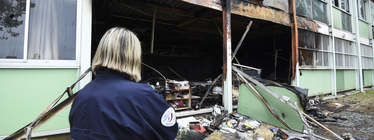Politiques et médias muets sur les incendies de Béziers…