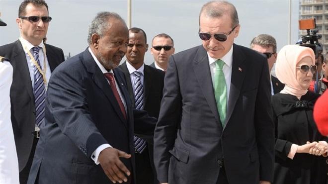 Djibouti crève de faim? Erdogan offre une superbe mosquée en souvenir de l'Empire ottoman