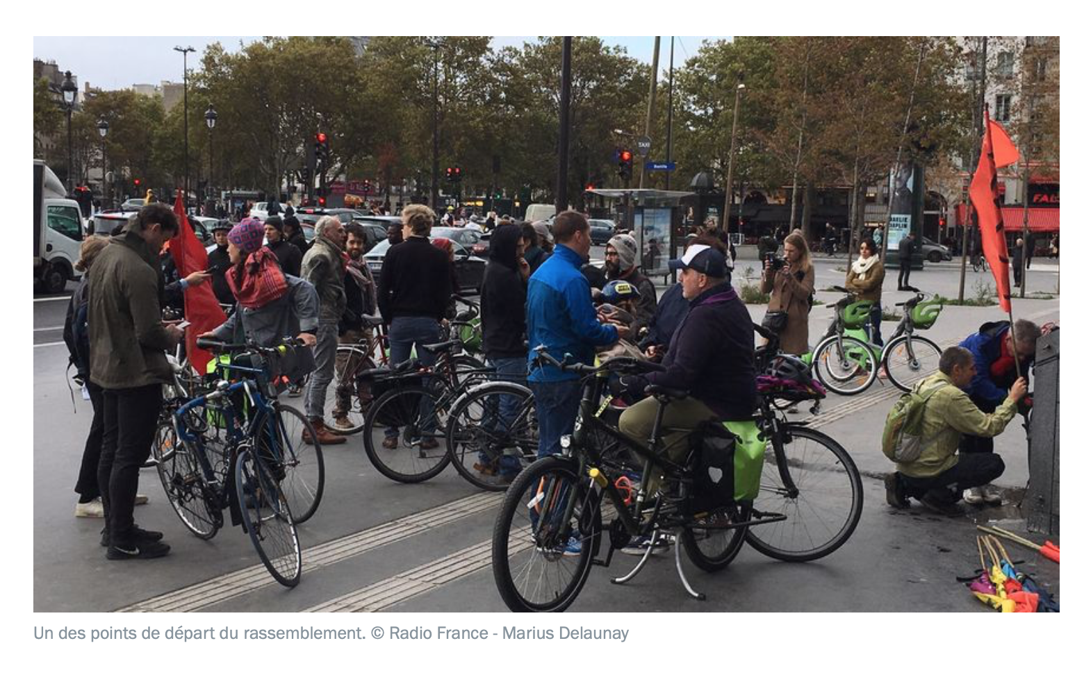 Les cyclistes agressés le long du canal Saint-Denis, quelle surprise !