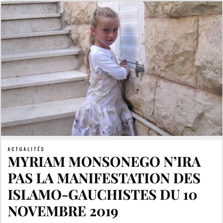 Mélenchon, veuillez excuser les 284 victimes du terrorisme islamique, absentes à votre marche