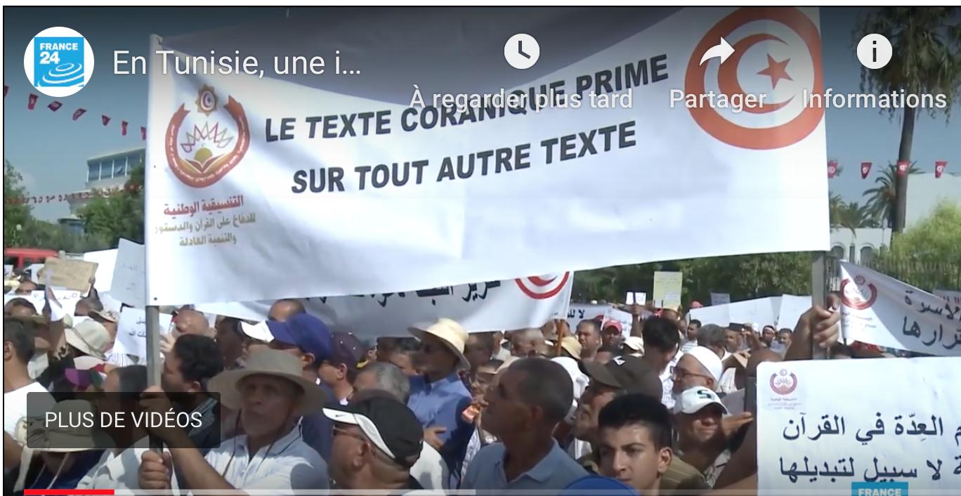 Les islamistes d'Ennahda au pouvoir en Tunisie, grâce aux Tunisiens de France ?
