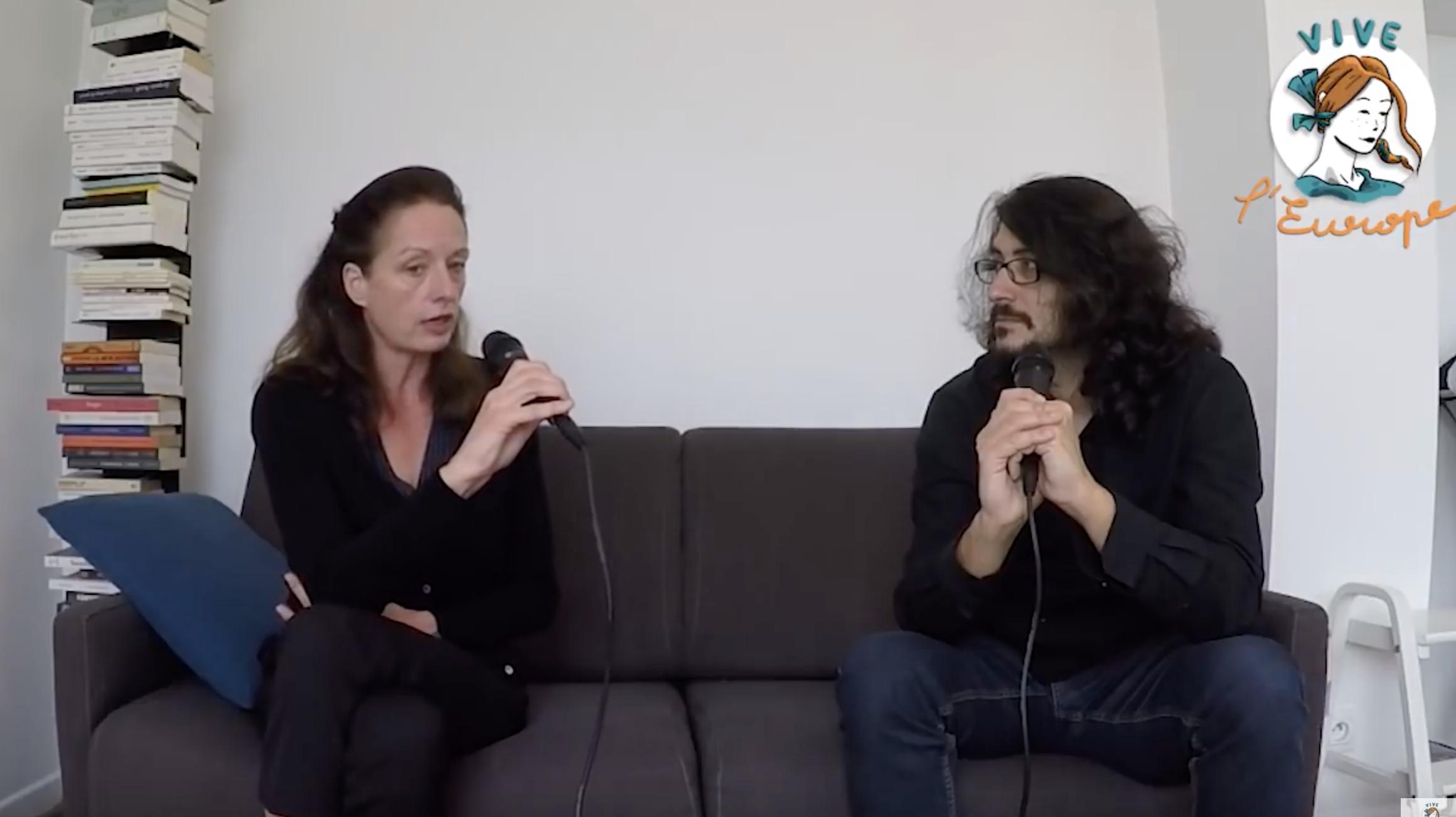Le Bataclan, 4 ans après : interview de Caroline-Christa Bernard par Daniel Conversano