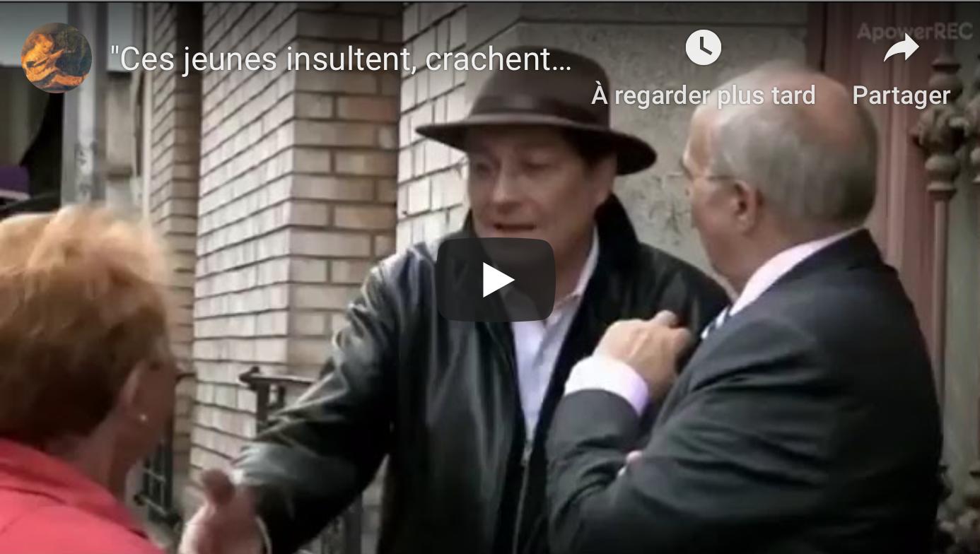 Incivilités à Aubervilliers : l'ex-maire PS Salvator avait la solution, chasser les victimes d'insécurité