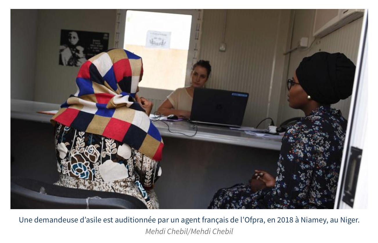 Macron fait exploser le seuil historique des demandes d'asile en France : 140 000 en 2019 !