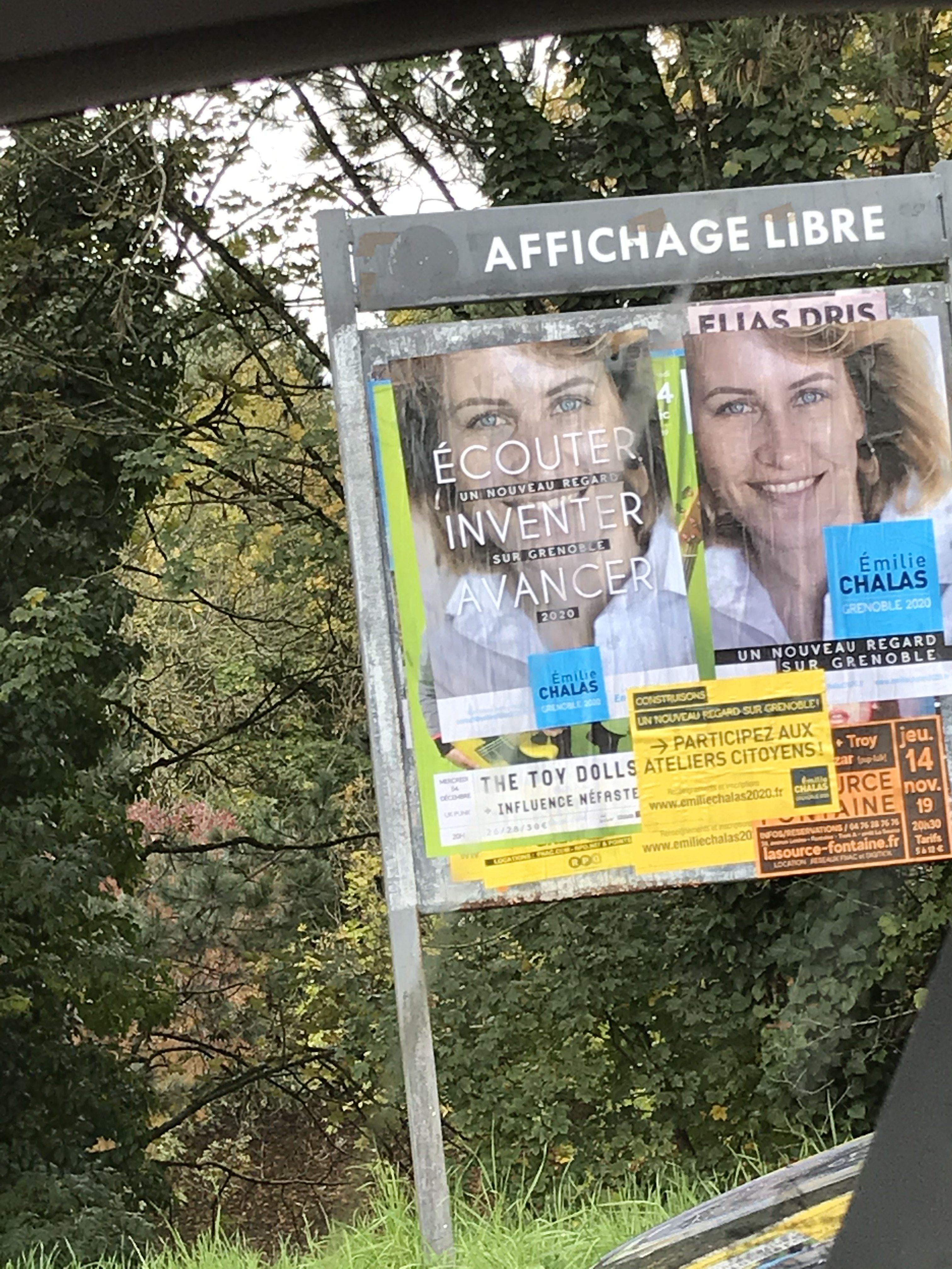 Emilie Chalas, député LREM, a honte de son parti ? Elle se présente aux municipales sans étiquette