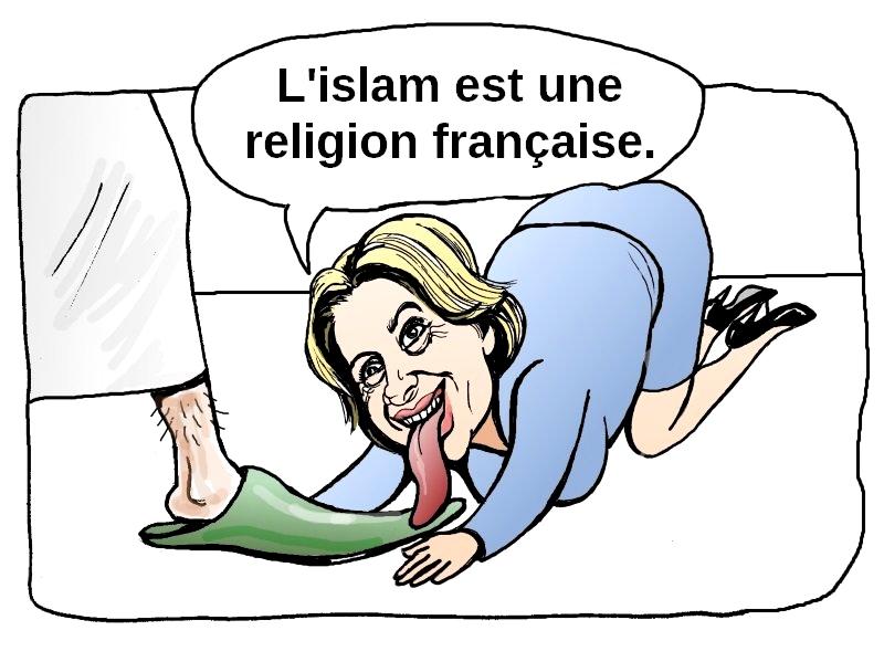 Pécresse signe le suicide final de LR : «l'islam est une religion française»