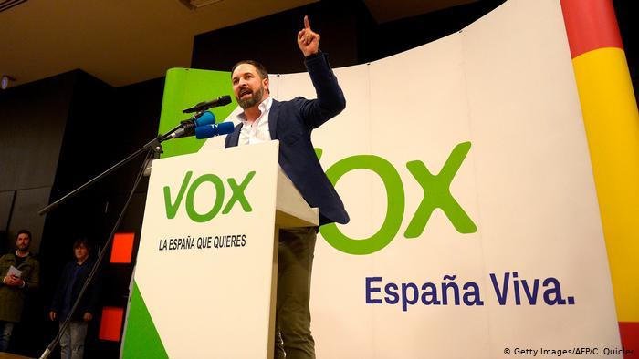 Elections générales espagnoles, VOX réalise une percée…