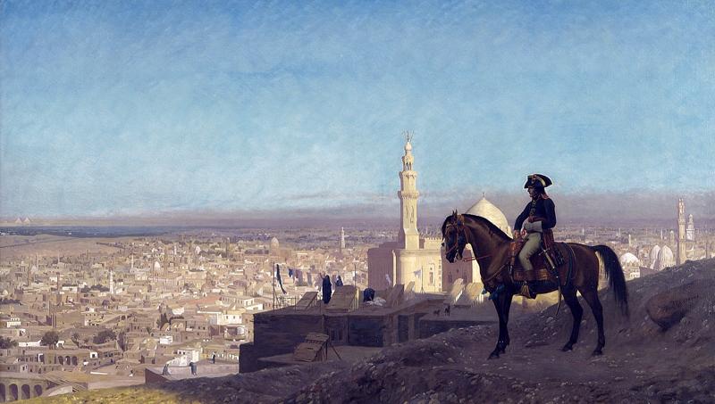 Au Point, on raconte que Napoléon aimait l'islam et s'apprêtait à prononcer la chahada…