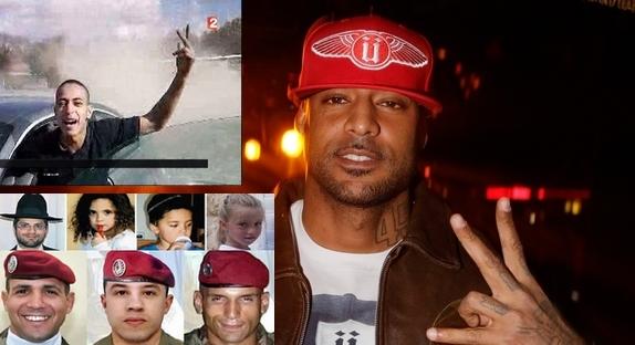 Quand Booba rappait en l'honneur de Mohamed Merah