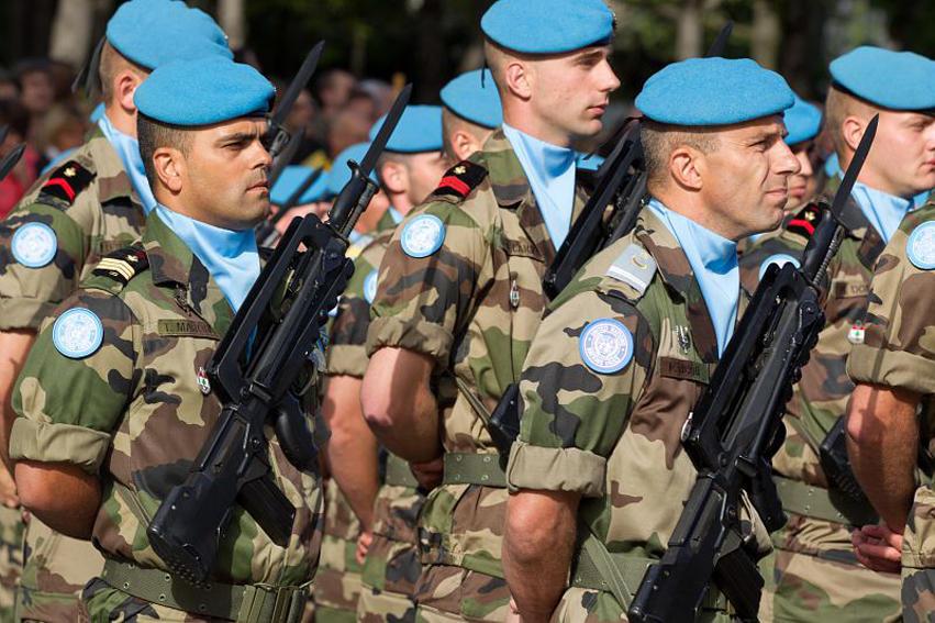 Des musulmans veulent des casques bleus de l'ONU pour protéger… les musulmans en France
