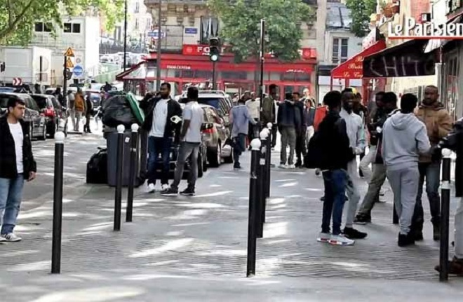 Paris, 18ème : des habitants à bout à cause du remplacement de population