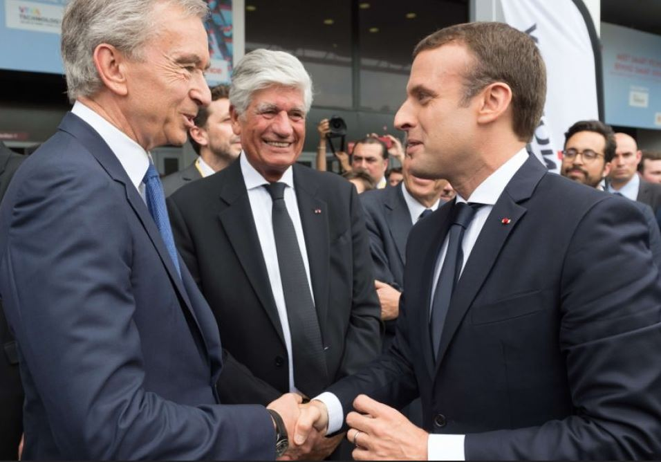 Le prélèvement à la source, un instrument majeur du combat de Macron contre les Français pauvres
