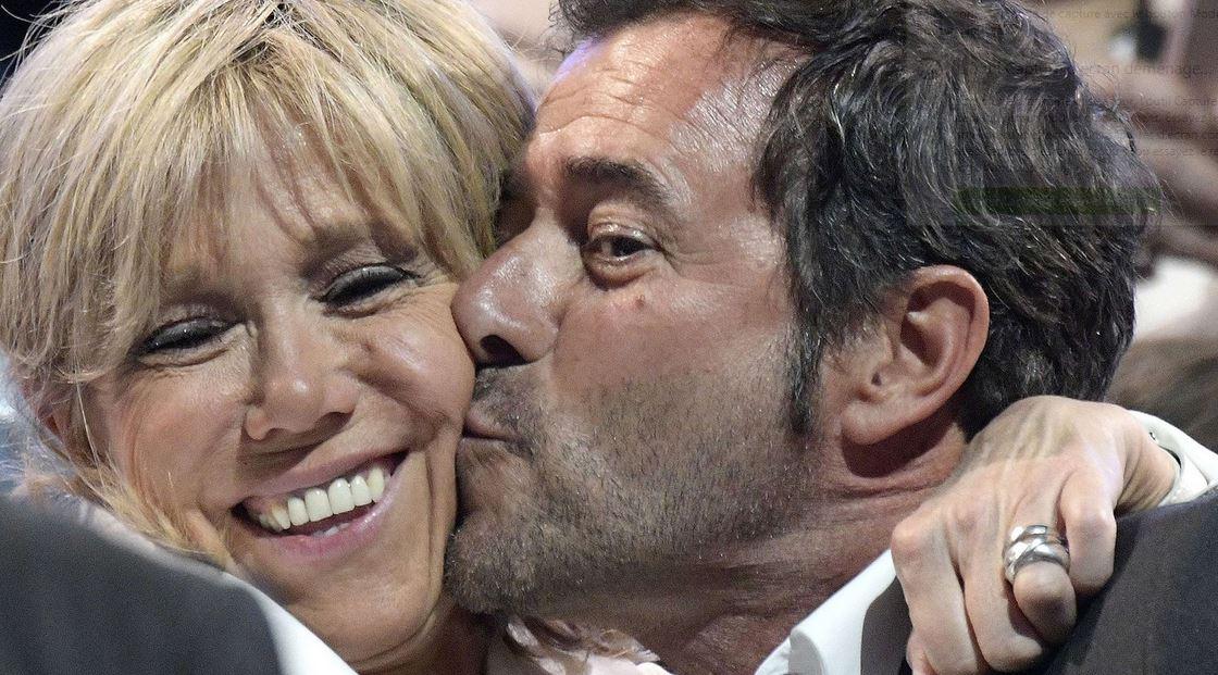 Macron mort de rire devant la souffrance des Français ? Ben oui, c'est Bernard Montiel qui le conseille
