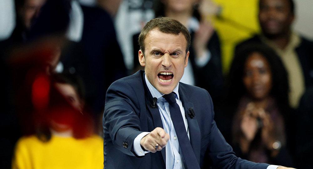 Macron cocaïnomane ?