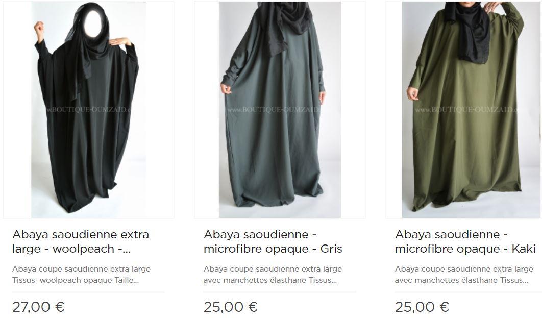Apparemment, l'amour chez les arabo-musulmanes n'est pas plus folichon que leur garde-robe !