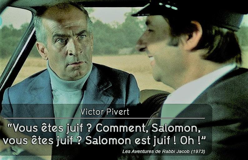 Mélenchon-Pivert voit des juifs partout