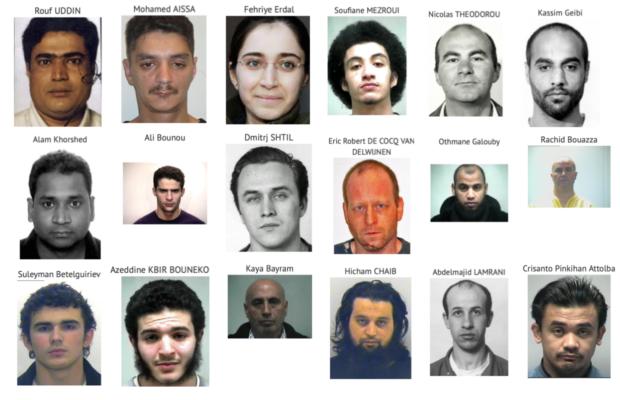 Belgique : 80-90 % des criminels les plus recherchés sont musulmans