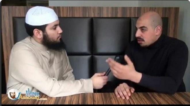 2013: Marwan Muhammed du CCIF devisait amicalement avec l'imam djihadiste Iliass Azaouaj (Al Qaïda)
