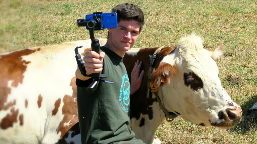 Plaidoyer pour notre élevage(2): les coups de gueule de Nathalie et Théo