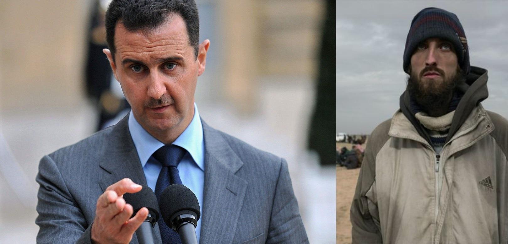 Bachar el-Assad : ce qu'il ferait des djihadistes français