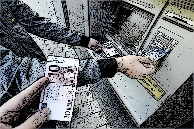 Découverte bancaire… peuvent plus retirer de liquide, les «migrants» !