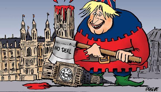 Victoire totale de Boris Johnson : le 31 janvier 2020, Brexit !