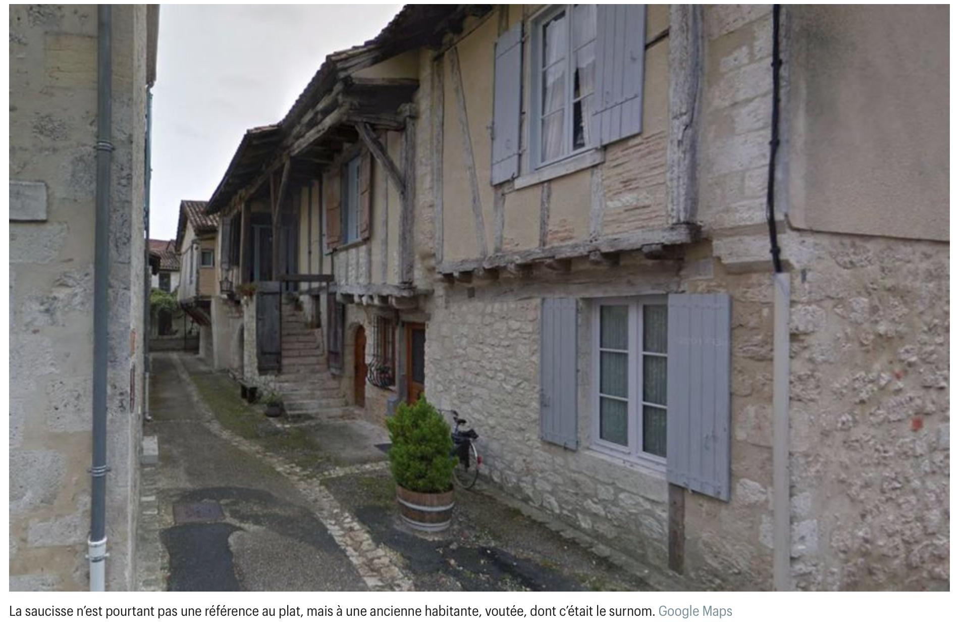 Dordogne : les vegans exigent que la Mairie débaptise la rue de la Saucisse