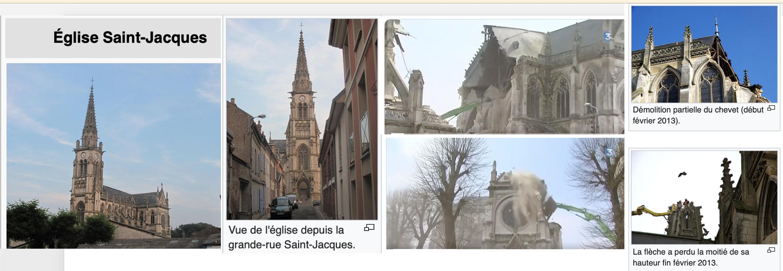 Nicolas Dumont, maire LREM d'Abbeville,  construit sa mosquée après avoir détruit son église !