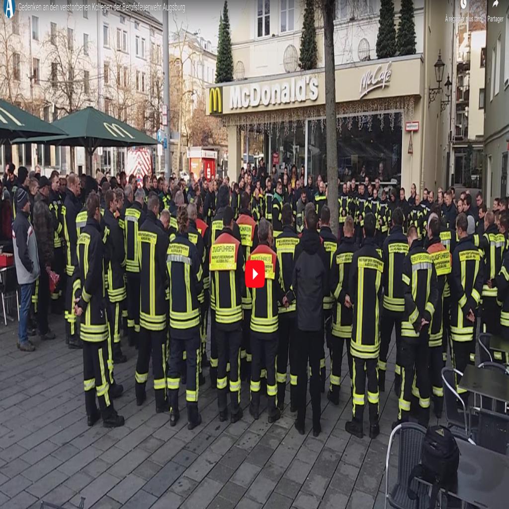 Allemagne : et un pompier battu à mort ! Ils attendent quoi, les Allemands, pour mettre l'AfD au pouvoir ?