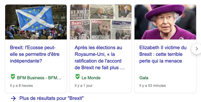 Les journaleux voudraient transformer l'immense victoire de Boris Johnson en Bérézina !