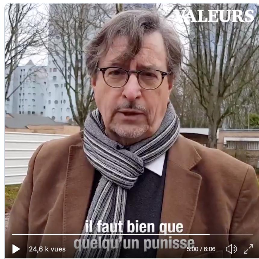 L'ancien préfet Michel Auboin : « au moindre incident, systématiquement, c'est la banlieue qui a raison »