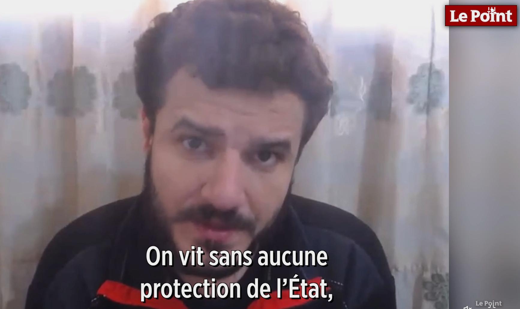 L'athée égyptien Ahmed Harkan serait-il condamné en France pour islamophobie ?