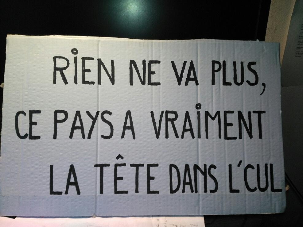 Aujourd'hui, les anti-immigration seront dans la rue avec les électeurs de Macron, cocufiés…
