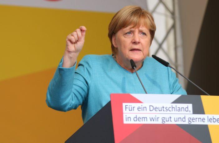 Merkel affirme que la liberté d'expression doit être limitée pour que la société soit libre