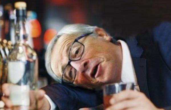 Prosit! Juncker passe la main !