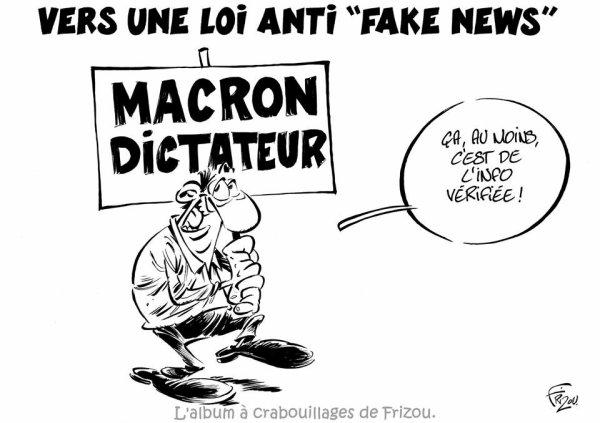 Les singeries sémantiques de Macron et de ses complices pour écraser le peuple