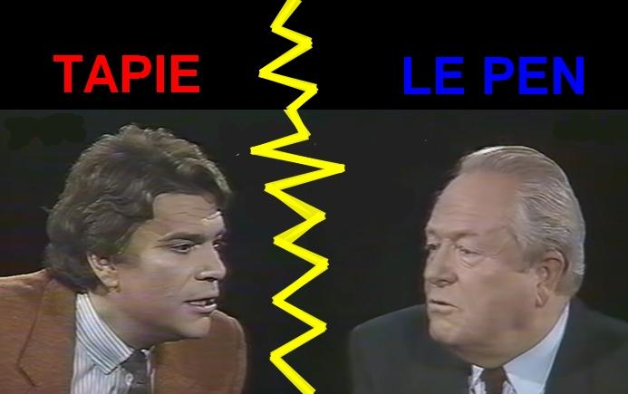 30 ans après le grand débat Tapie-Le Pen sur l'immigration, la France est au bord de la guerre civile