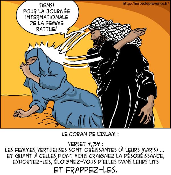 Farid, violent avec trois de ses compagnes successives : «La femme, ça ferme sa gueule et ça obéit!»
