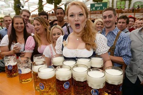 Munich : pétition de musulmans contre la fête de la bière «intolérante et anti-islamique»