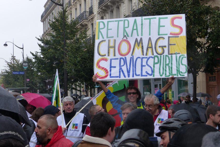 Pierre Cassen : le bêtisier de la première journée de grève (video)
