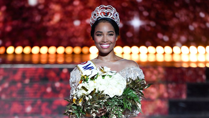 Miss France ? Et…  ô surprise, Miss Guadeloupe fut élue !