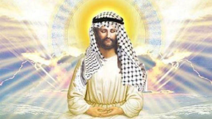 Les Palestiniens : Jésus est le premier martyr islamique… il profite de ses 72 vierges dans le paradis islamique