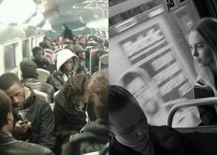 Métro : à Paris, les femmes ont peur, à Varsovie, elle voyagent en totale sécurité