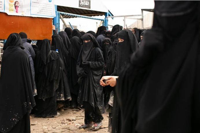 Niqab, string et dentelles…