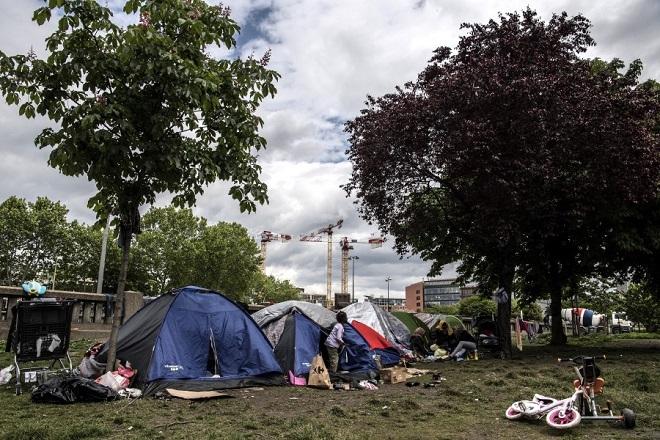 Migrants à Paris: stop ! La capitale déborde et le nord est un bidonville