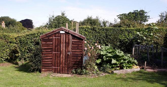 Taxe sur les cabanes de jardin: encore une augmentation en 2020